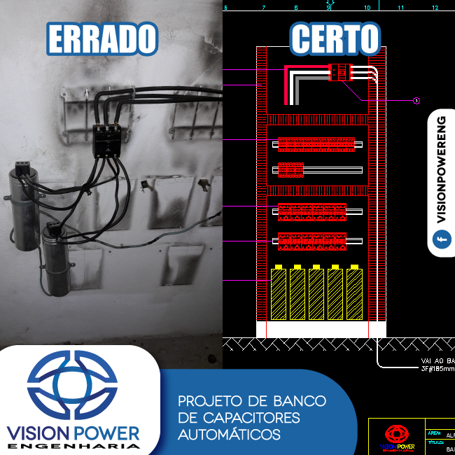 Banco de Capacitores Vitória/ES
